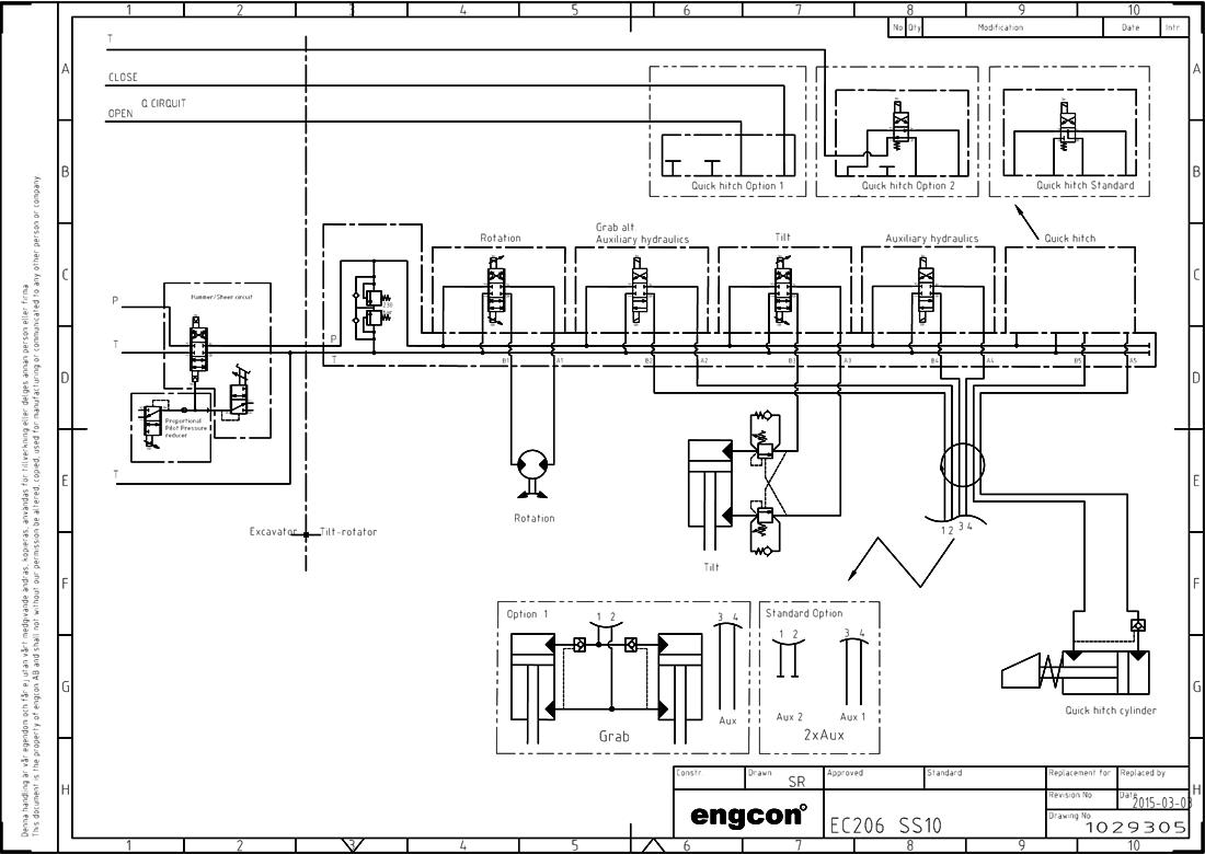 Ausgezeichnet Hydraulikdiagramm Fotos - Elektrische Schaltplan-Ideen ...